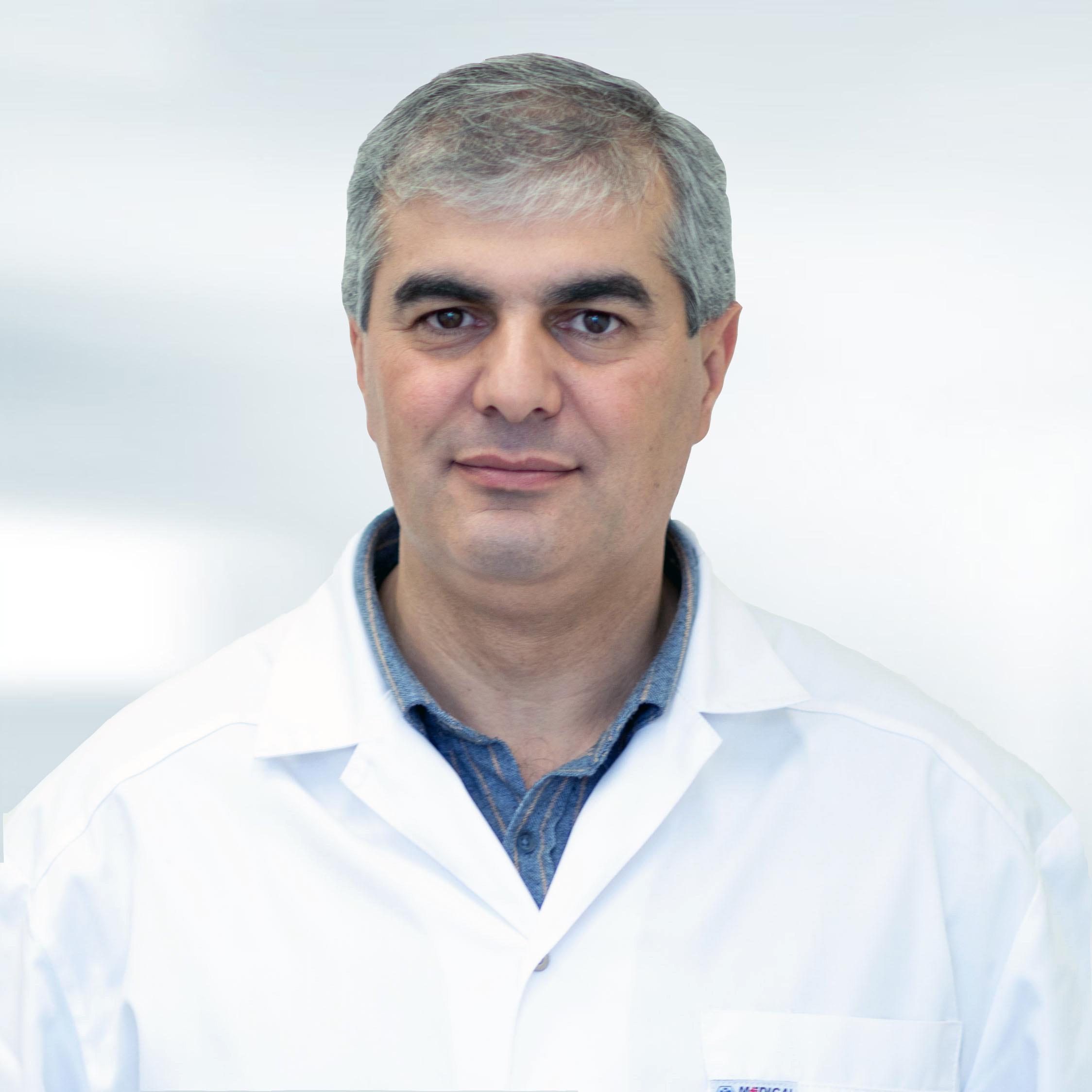 Алиев Тегеран БахлуловичВрач общей практики